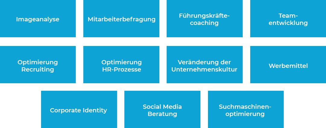 Arbeitgebermarke conceptplus uebersicht