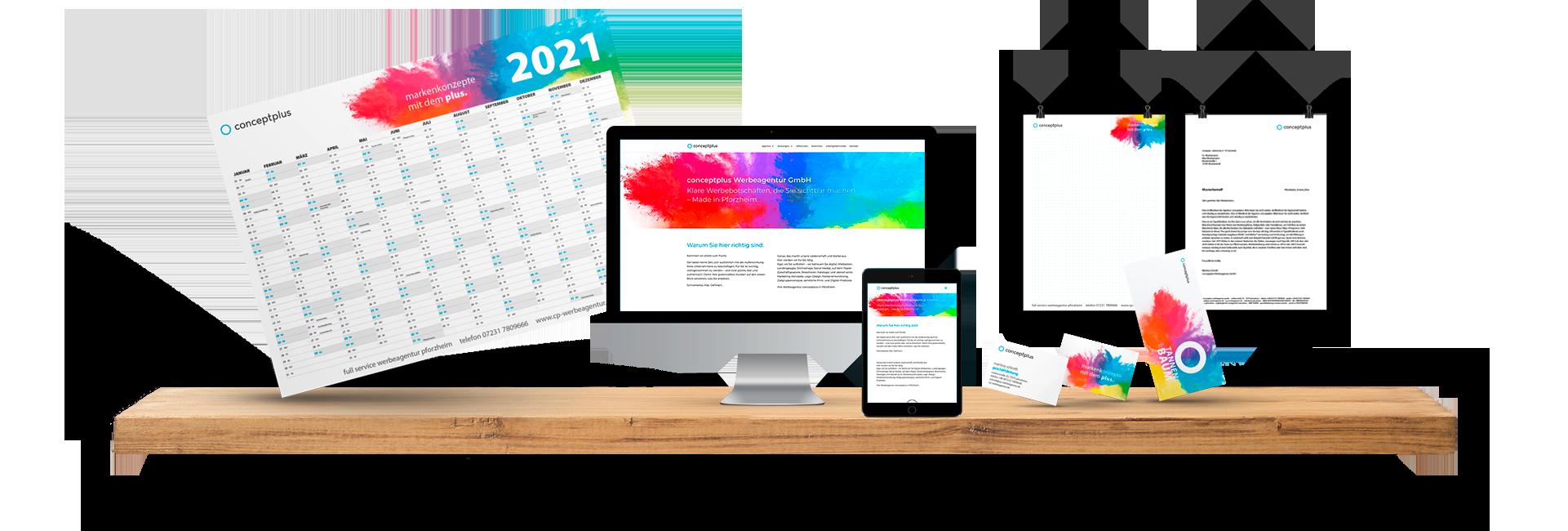 Werbeagentur conceptplus